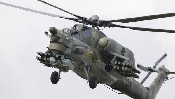 Mi-28 - Sputnik Italia