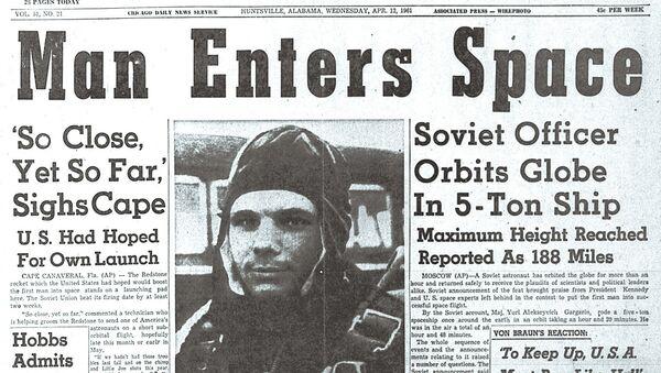 Il primo uomo nello spazio - Sputnik Italia