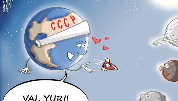 Vai, Yuri! - Sputnik Italia