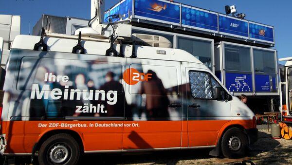 ZDF - Sputnik Italia