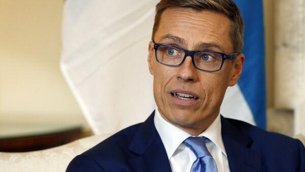 Primo ministro della Finlandia Alexander Stubb - Sputnik Italia