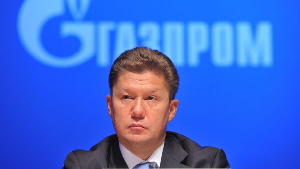 AD Gazprom Alexey Miller - Sputnik Italia