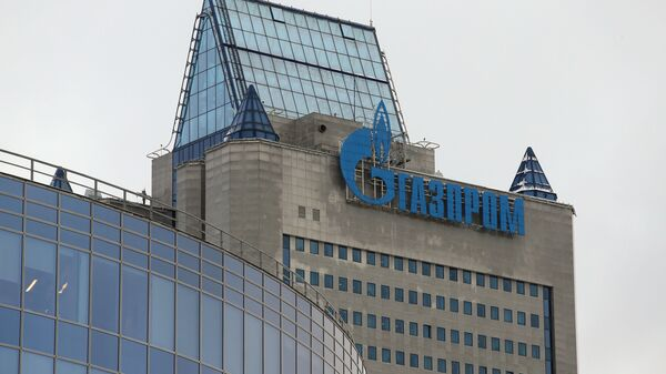 Il Palazzo di Gazprom a Mosca - Sputnik Italia