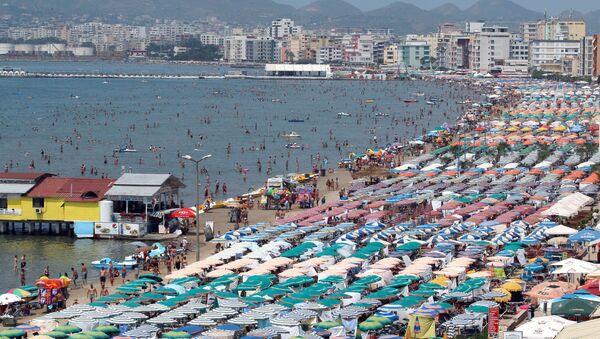 Spiaggia - Sputnik Italia