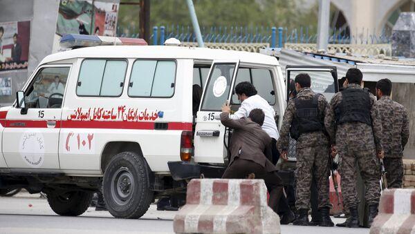 Dopo un attacco a Kabul - Sputnik Italia