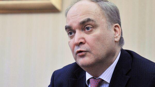 Vice ministro russo della Difesa Anatoly Antonov - Sputnik Italia