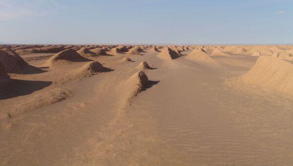 Deserto Dasht-e Lut , Iran - Sputnik Italia