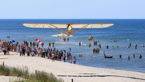 International Glider Rally in Kaliningrad Region - Sputnik Italia