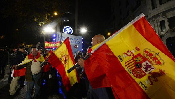 Bandiera della Spagna - Sputnik Italia