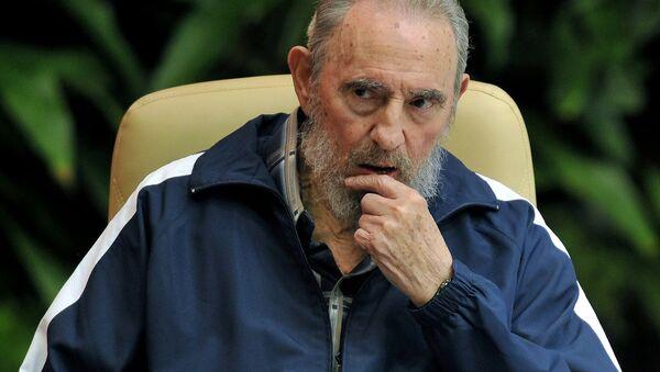 Fidel Castro - Sputnik Italia