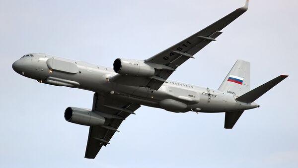 Tupolev Tu-214R - Sputnik Italia