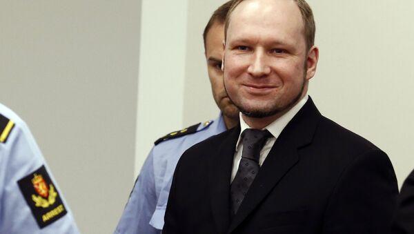 Anders Behring Breivik - Sputnik Italia