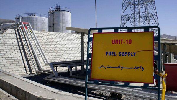 Produzione dell'acqua pesante in Iran - Sputnik Italia