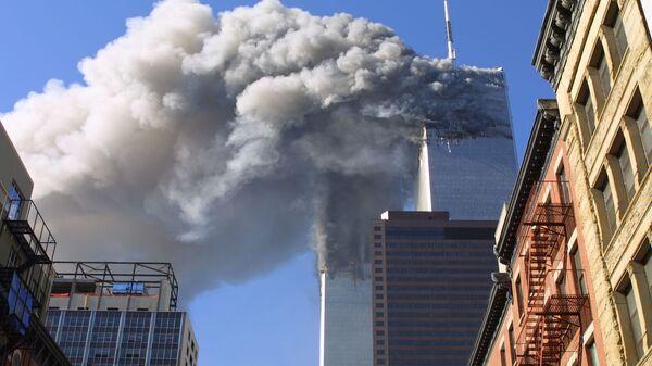 L'attentato terroristico dell'11 settembre a New York - Sputnik Italia