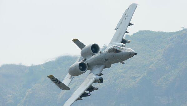 US Air Force A-10 Thunderbolt II - Sputnik Italia