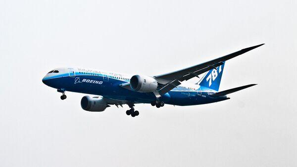 Boeing 787-8 Dreamliner - Sputnik Italia