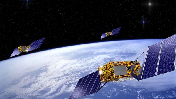 Satellite Galileo - Sputnik Italia