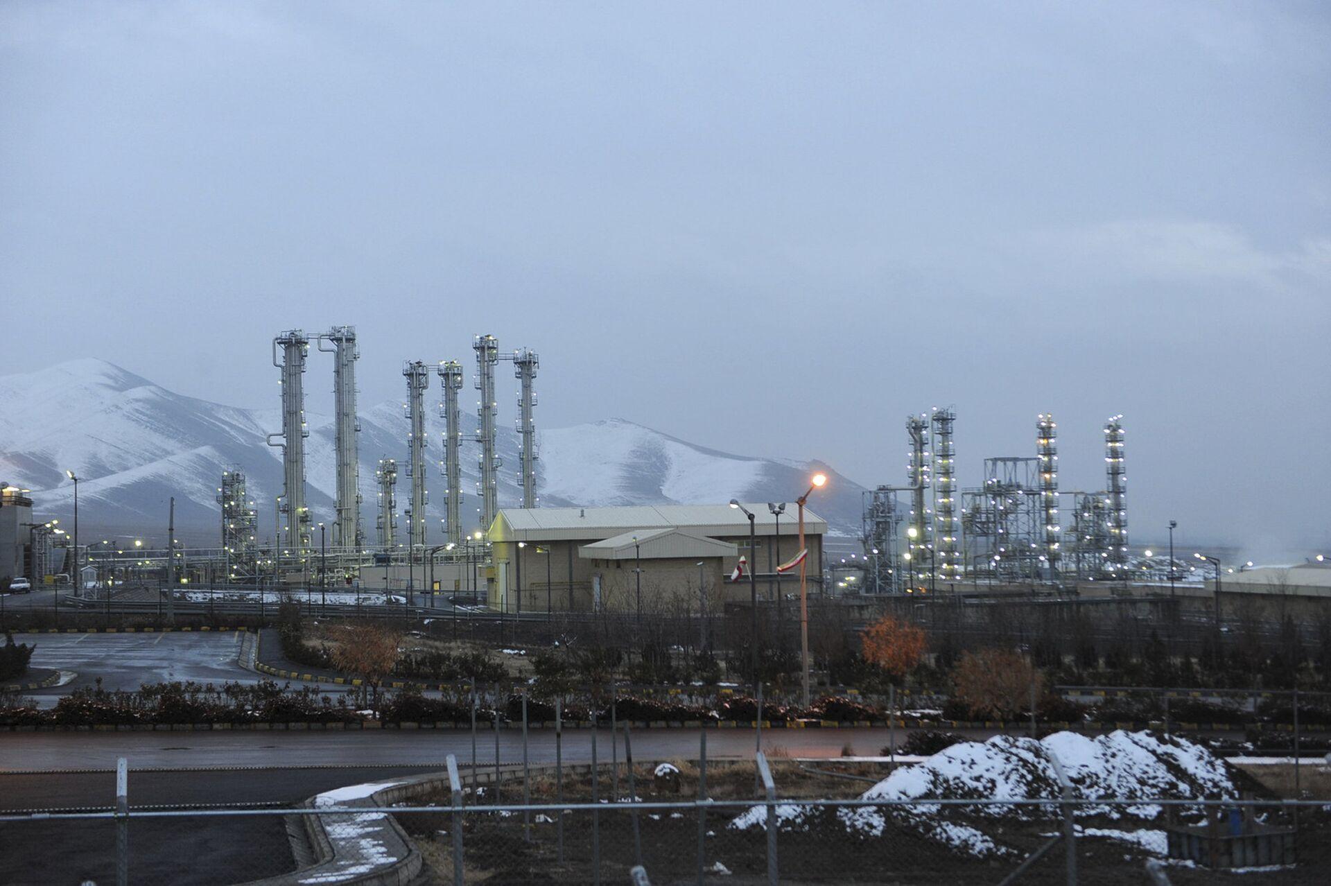 """Zarif: Usa devono tornare all'accordo sul nucleare per evitare futuri """"fallimenti"""" - Sputnik Italia, 1920, 08.02.2021"""