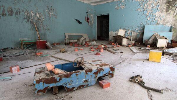 Pripyat, zona di esclusione di Chernobyl - Sputnik Italia