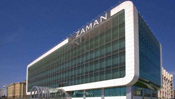 Sede del giornale Zaman - Sputnik Italia