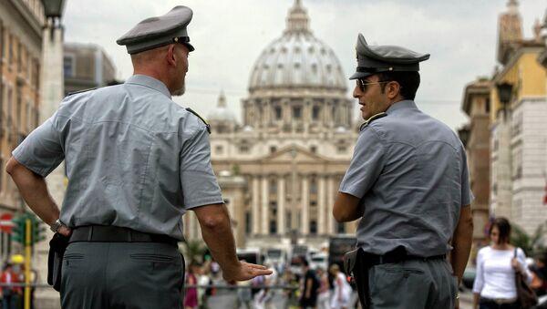Polizia in Italia - Sputnik Italia