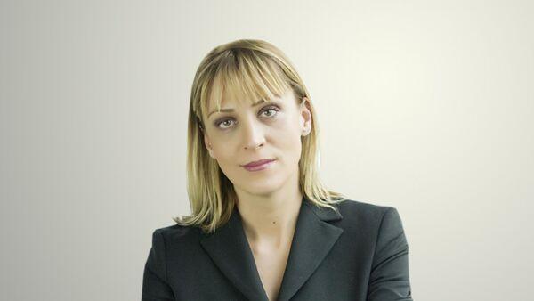 Gazeteci Ceyda Karan - Sputnik Italia