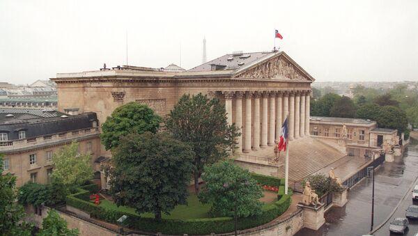 L'Assemblea nazionale della Francia - Sputnik Italia