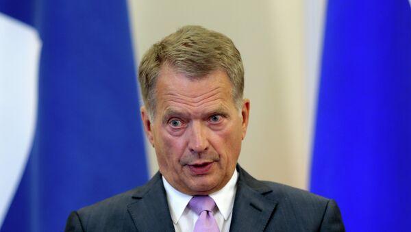 Presidente Finlandia Sauli Niinistö - Sputnik Italia