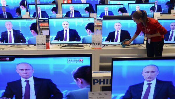 Linea diretta di Vladimir Putin - Sputnik Italia