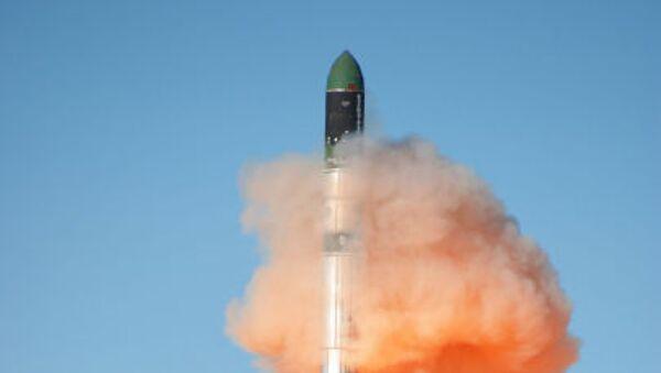 Старт ракеты РС-20 Днепр - Sputnik Italia