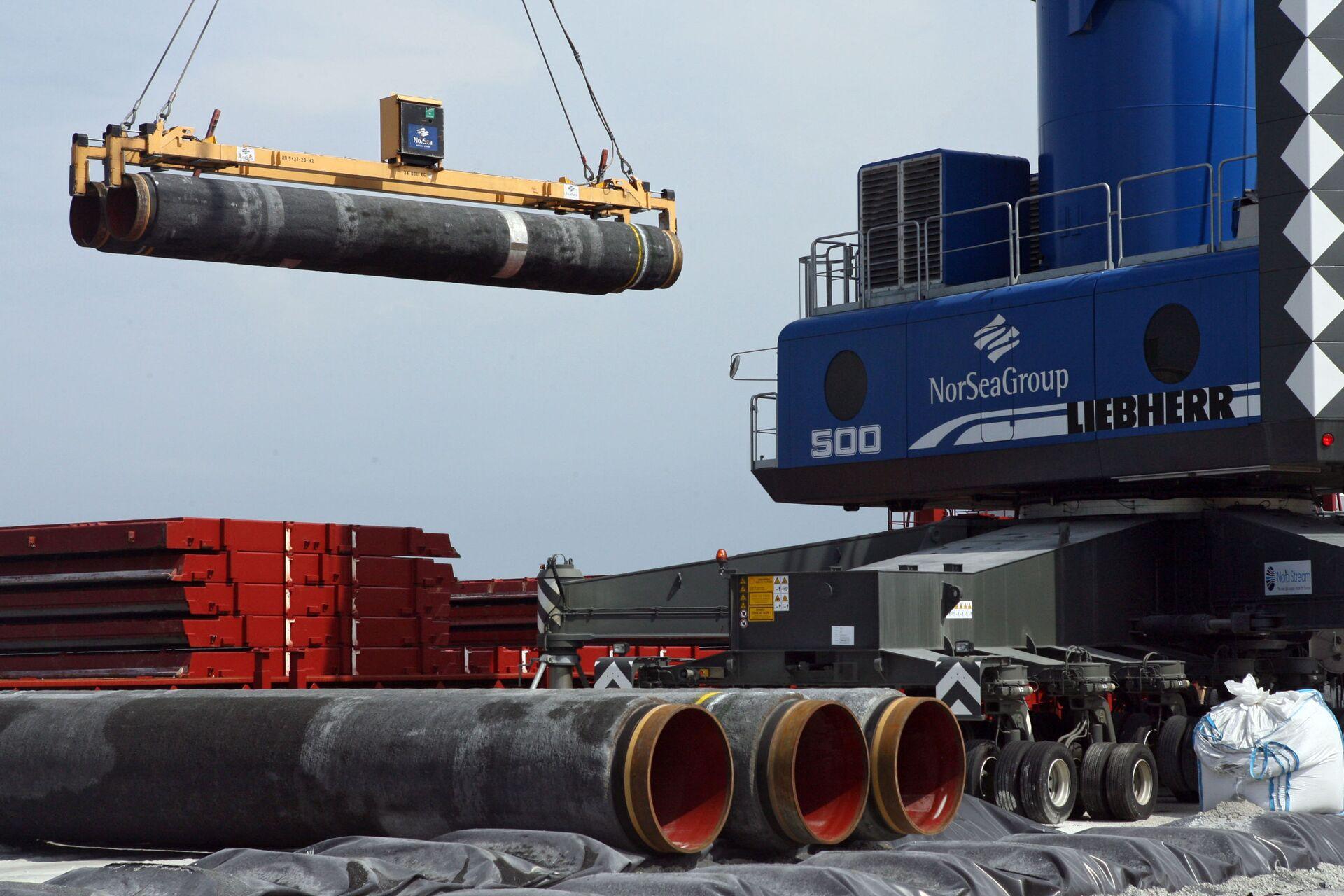 Dure critiche USA al progetto Nord Stream 2 ma Russia e UE restano interessate a concluderlo - Sputnik Italia, 1920, 14.02.2021