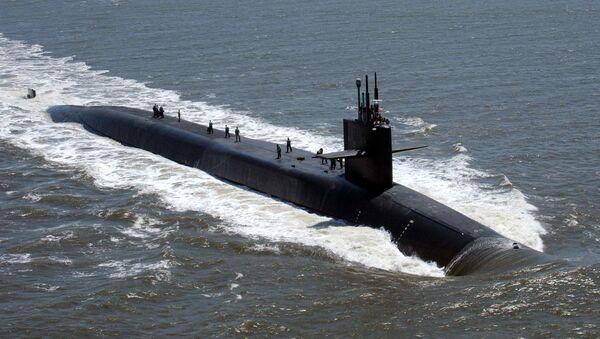 Sottomarino nucleare USA USS Florida - Sputnik Italia