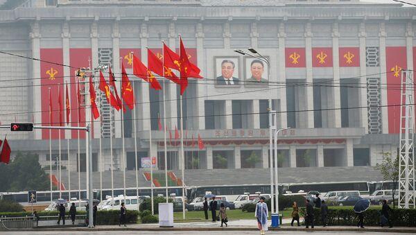 Congresso del Partito dei Lavoratori della Corea del Nord - Sputnik Italia