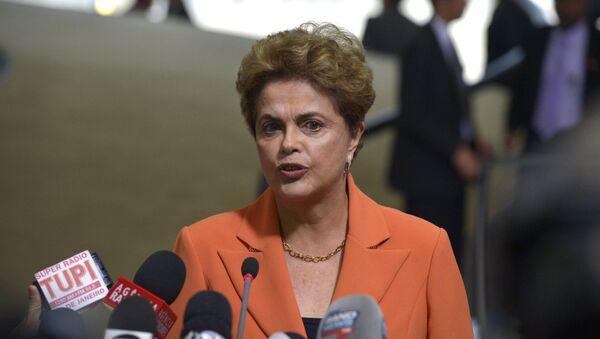 Dilma Rousseff - Sputnik Italia