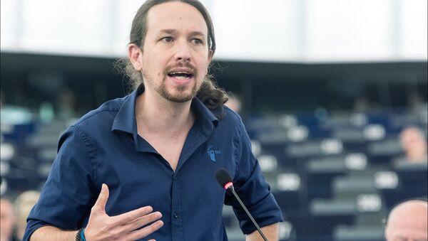 Pablo Iglesias - Sputnik Italia