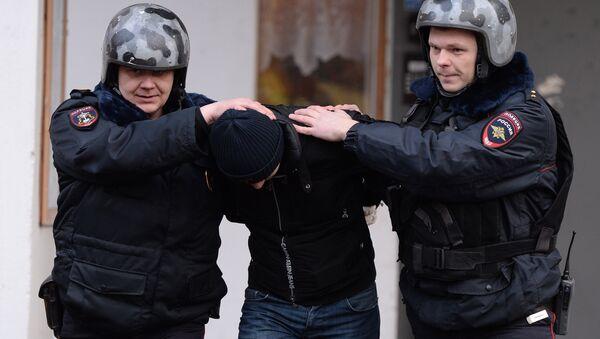 Agenti della polizia russa - Sputnik Italia