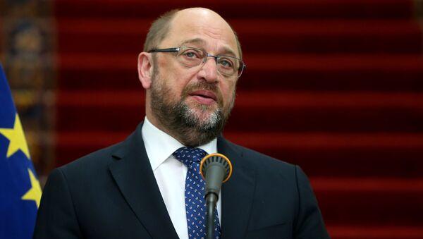 Presidente Europarlamento Martin Schulz - Sputnik Italia