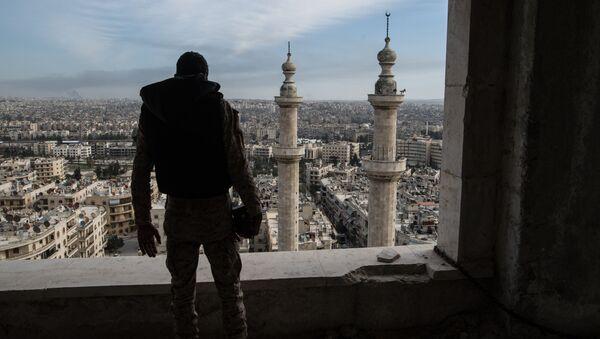 Militare in Siria - Sputnik Italia
