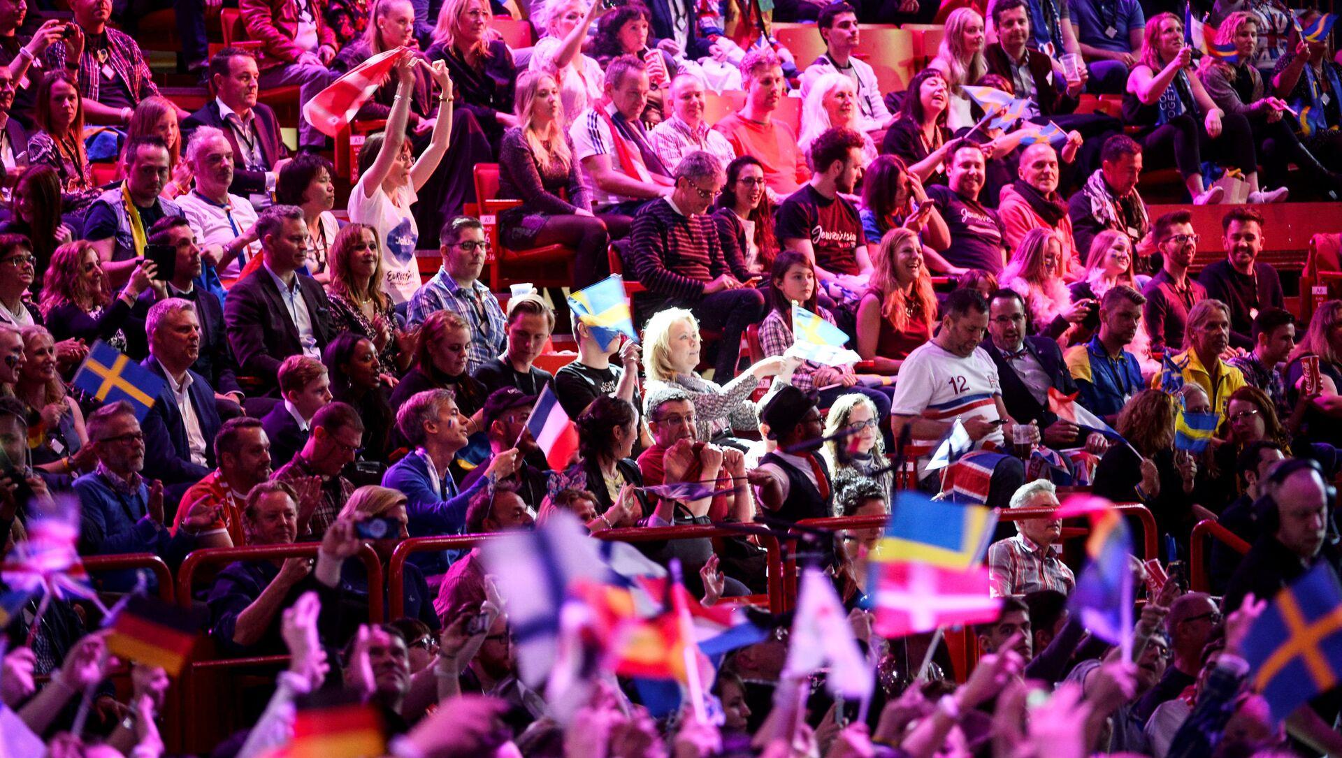 Spettatori di Eurovision - Sputnik Italia, 1920, 01.04.2021