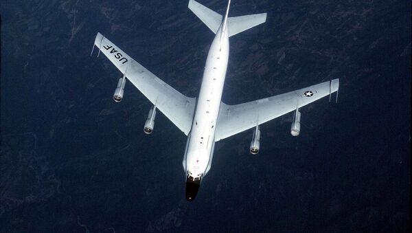 Aereo RC-135W  - Sputnik Italia