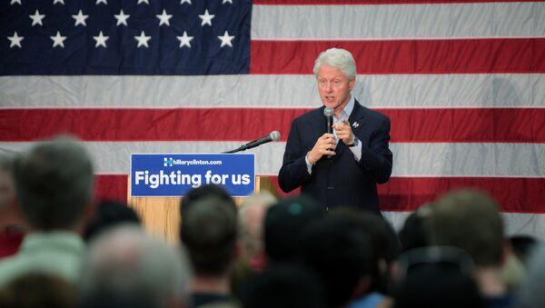 Bill Clinton - Sputnik Italia