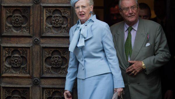 Regina Margrethe II di Danimarca - Sputnik Italia