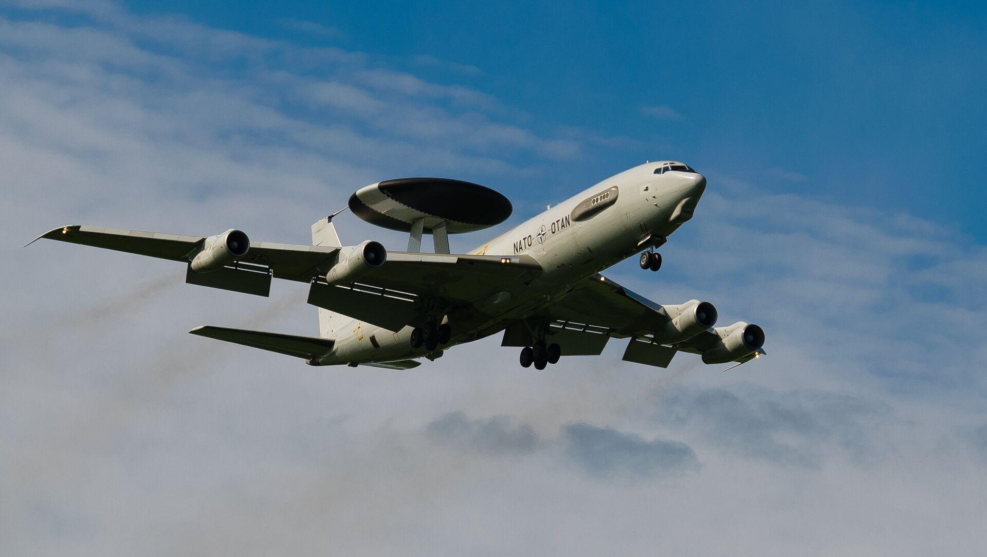 Boeing E-3 Sentry AWACS. - Sputnik Italia, 1920, 15.04.2021