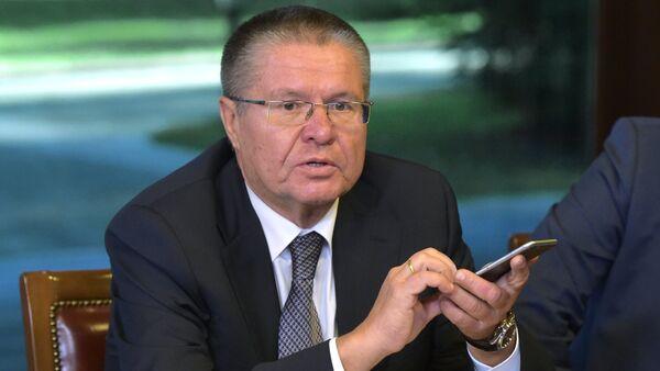 Il ministro dello Sviluppo Economico, Alexei Ulyukayev - Sputnik Italia