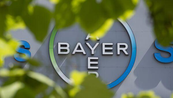 Bayer logo - Sputnik Italia