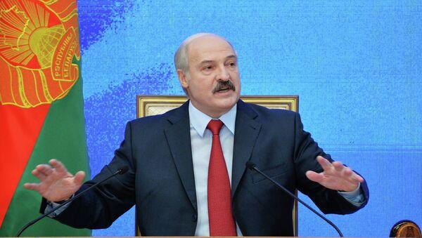 Alexander Lukashenko - Sputnik Italia
