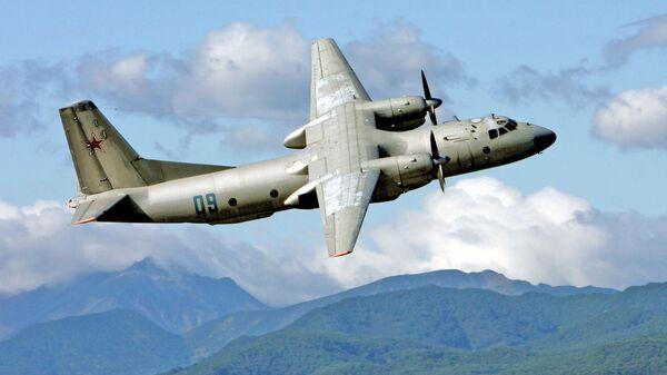 Военно-транспортный самолет Ан-26 - Sputnik Italia