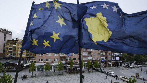 Bandiera del Kosovo - Sputnik Italia