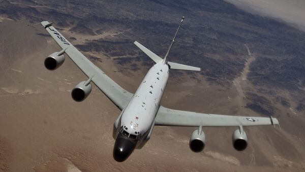 Boeing RC-135 - Sputnik Italia