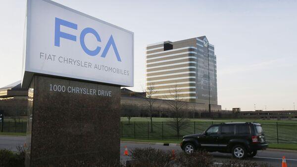 Il quartiere generale di Fiat Chrysler Automobiles FCA - Sputnik Italia